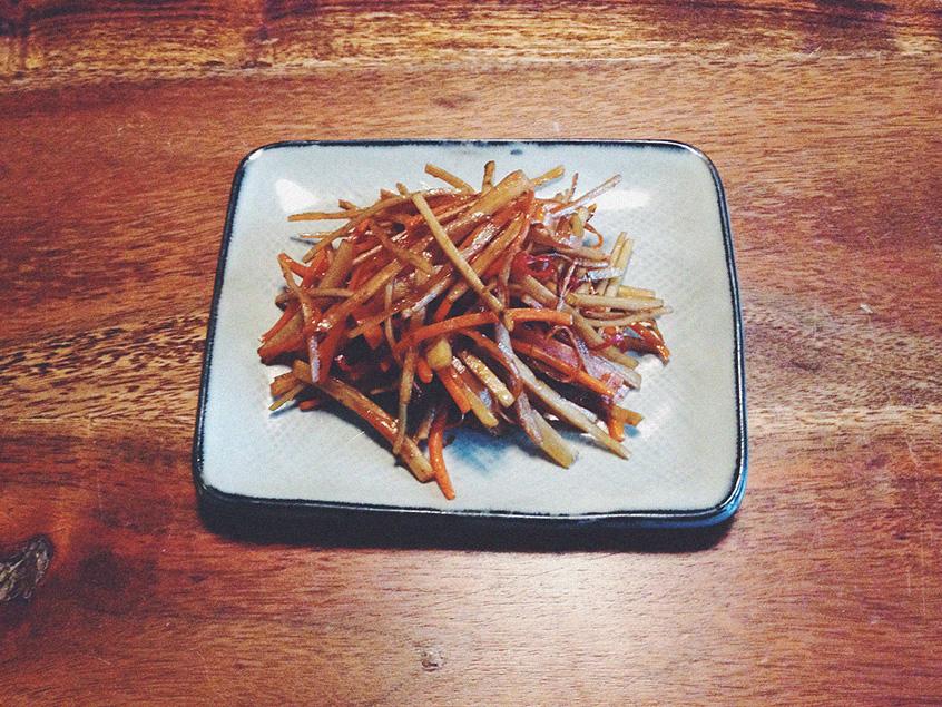 Kimpira-Gobo-Japanische-Hausmannskost-Rezepte-Uchi-Gohan
