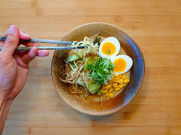 vegetarische-miso-ramen